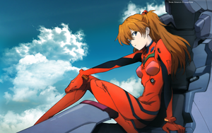 Soryu Asuka Langley by Myth01