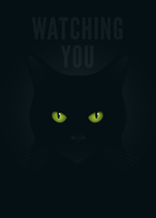 Watching You by pica-ae