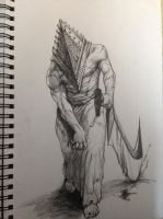 Pyramid Head by Rangotoph