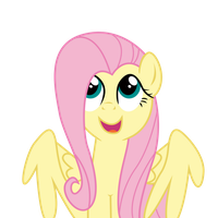 Fluttershy Singing  by PaulySentry