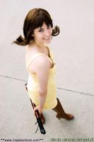 Selphie - Looking Up by The-Cosplay-Scion