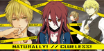 Naturally Clueless Banner by 610sakura