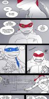 TMNT: Confession by P-JoArt