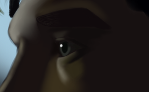 City Lights (Eye Detail) by Bloodfire09