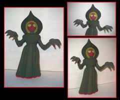 Flatwoods Monster by axelgnt