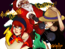 Merry Christmas Pokengine by marpie