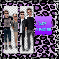 Big Time Rush Pack png 1 by OurHeartOfLove