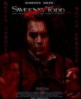 Sweeney Todd Movie Poster 5 by scionjon