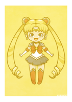 Sailor Moon by beyx