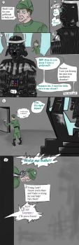 Comic - Vader's stuck page 2  by EletricDaisy