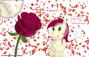 One rose to a Rose by Grivous