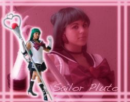 .:SM Super Sailor Pluto:. by cosplay-muffins