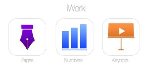 Minimal iOS 7 iWork icons redesign Concept by studiomonroe