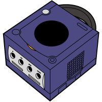 Nintendo GameCube by FabledSoul