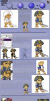 Comic Coloring Methods Tutorial by Tafuri42
