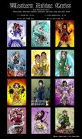 Western Zodiac Cards by Chaos--Child