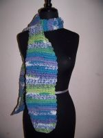 Cool Ocean Breeze Scarf by CostumesbyCait