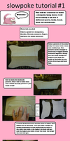 Slowpoke plush Tutorial by Plush-Lore