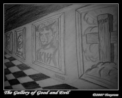 The Gallery of Good and Evil by tonyrom