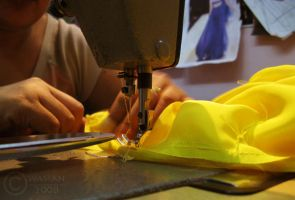 Sewing by w-s-n
