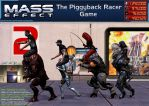 Mass Effect: The Piggyback Racer Game by Berserker79