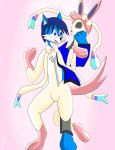 Sylvy Corby-living suit of sylveon 1 by Jonesycat79