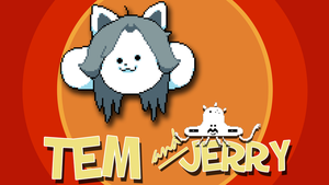 Tem and Jerry Wallpaper by mrnutt