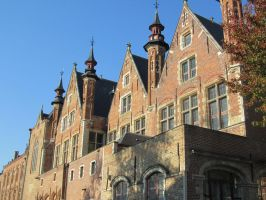 Bruges Venice of the north by steven6773