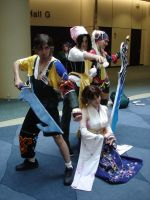 Final Fantasy X With a Twist by The-Cosplay-Scion