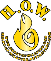 H.O.W. - Logo for commissions by FallenAngelGM