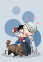 .yes we were born to ship victuuri~ by mimiclothing