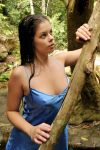 Stacey - blue slip revisited 1 by wildplaces