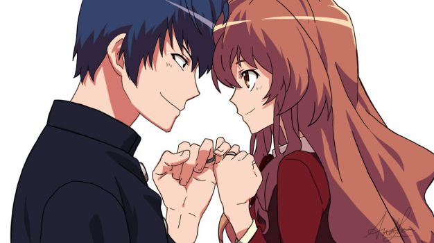Toradora by andrewsmonster