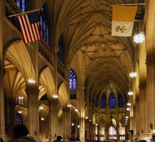 St. Patrick's Cathedral by maxlake2