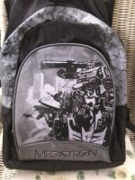 Decepticon bag by draculinaxy