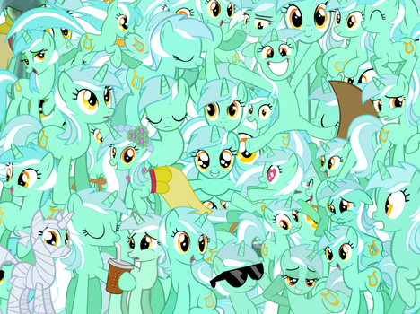 Too Much Lyra by X-TURENT