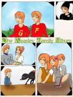 The Weasley Family Album by WeasleyTwinsFans