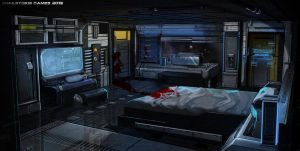 Potemkin: Captain's Quarters by ionen