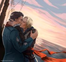 Assassin's Creed Black Flag - Kiss by maXKennedy