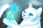 Snow Rose by BE-arts