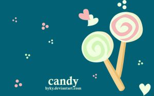 Candy wallpaper II by hyky