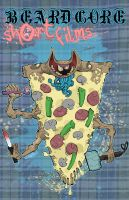 BC zany pizza attack flyer by SCOTTeFRESH