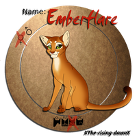 Emberflare- ThornClan App- Updated 9/1 by DemonHeartXX