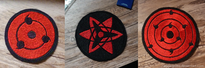 Sharingan patch set by goiku