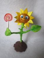 Lollipop Flower by MeadowDelights