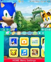 3DS Screenshot: Sonic Boom by GothNebula