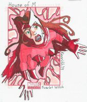 HOM - Scarlet Witch by KerrithJohnson