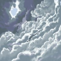 Storm Cloud Study by Green-Jet