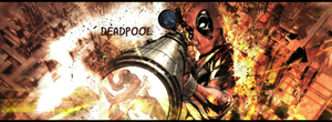 Deadpool Signature by lucas9412
