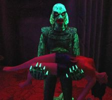 Moebius Model's  CREATURE FORM THE BLACK LAGOON 10 by EVysther